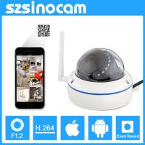 1.3 MP 960P Wireless Indoor Cameras P2P Home Security Camera Surveillance Manufactures