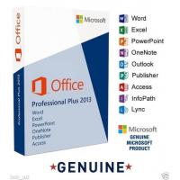 32 / 64 Bit Office 2013 Pro Plus , Office 2013 Professional Plus FPP Key With DVD Manufactures
