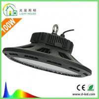 100W UFO High Bay Led Lighting With 2700-6500K CCT , CE ROHS Certification Manufactures