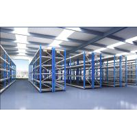 China Powder Coated Warehouse Shelving Rack Durable Pallet Storage Racks on sale
