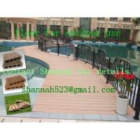Floor/decking for outdoor using Manufactures