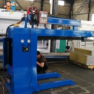China Stainless Steel TIG Longitudinal Seam Welding Equipment on sale