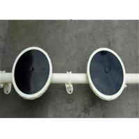 Wastwater Treatment Disc Diffuser Aerator High Oxygen Transfer Efficiency Manufactures