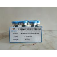 Professional Safety Hgh Human Growth Hormone Anti Aging CAS No. 12629-01-5 Manufactures