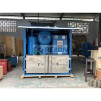 Weather Proof Type High Capacity Vacuum Insulating Oil Purifier Machine 18000Liters/Hour Manufactures