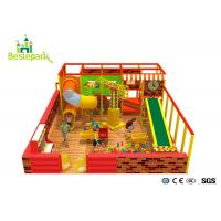 Kindergarten Baby Indoor Playground Anti - Skid With Custom Made Design Manufactures