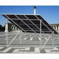 China Solar Ground Mount Panel, Easy to Install, Made of Hot Galvanized Steel on sale