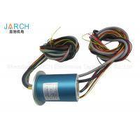 Profibus Communications Slip Ring for signal and power transfer , capsule slip ring Manufactures