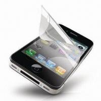 Matte screen protector for iPhone4/4S Manufactures