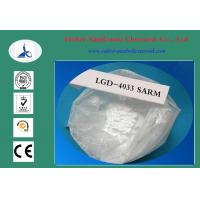 Hair Loss Treatment Raw Hormone Powders Ligandrol Anabolicum LGD-4033 1165910-22-4 Manufactures