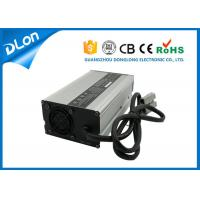Quality 48v 10A battery charger for golf cart / electric bike / power wheelchair for sale