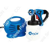 650W Miniature Electric HVLP Paint Sprayer Spray Gun 2.5mm nozzle 32000rmp Manufactures