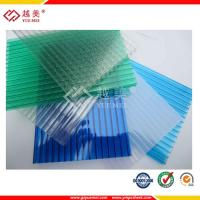 polycarbonate skylight sheet crystal colored polycarbonate sheet polycarbonate hollow sheet Manufactures