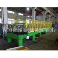 Economical Sandwich Panel Production Line , Polyurethane Sandwich Panel Line Manufactures
