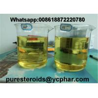 Customized Bodybuilding Steroids Injectable Tri Test 300 300mg/Ml Manufactures
