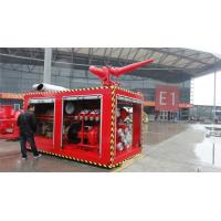 600m3/h Mobile Containerized Fire Fighting Equipment Manufactures
