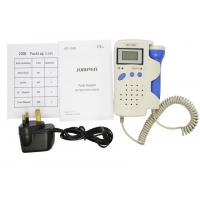 Jumper Handheld Pocket Digital Fetal Doppler JPD-100B 2.5MHz Home Use Baby Heart Rate Detector Monitor with Rechargeable Manufactures
