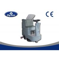 Customized Color Ride On Floor Scrubber Dryer Machine For Leasing Companies Manufactures