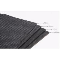 Glossy 3k Carbon fiber sheet 3mm Manufactures