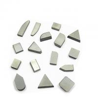 Wear Proof Custom Tungsten Carbide Parts / Tip With High Compressive Strength Manufactures