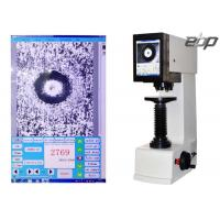 Fully Automatic Brinell Hardness Tester With 3 Indenter 2 Objective Lens Manufactures