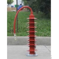 Quality Insulated Polymer Station Class Surge Arrester , Metal Oxide High Voltage Surge for sale