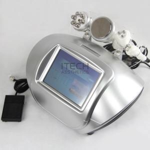 China Slimming Liposonix Shockwave RF Cavitation Machine Anti - Aging Beauty Machine on sale