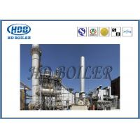Circulating Fluidized Bed Utility CFB Boiler , Industrial Grade Cogeneration Plant Manufactures