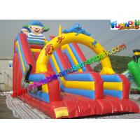 Customized Pirate Ship Commercial Inflatable Blow up Slide 8L x 4W x 6H Meter Manufactures
