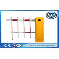 China Remote Control Driveway automatic security barriers for Car Parking on sale