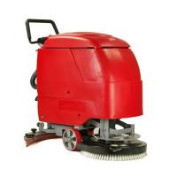 Walk-behind Scrubber AFS-500 Manufactures