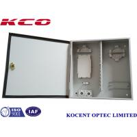 Buy cheap KCO-ODB-48A 48core Outdoor Wall Mountable FDB Optical Terminal Fiber Distribution Box FTTH FTTB from wholesalers