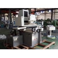 Custom 600 * 300mm Travel Surface Grinding Machine With Elevating Motor Z Axis Manufactures