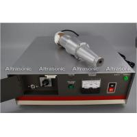 High Power Supply Ultrasonic Generator For Auto Mask Making Machine Manufactures