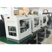 Buy cheap PEEK / Ultem Material 3D Printer Machine High Efficiency Large Color Touch from wholesalers