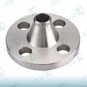High Pressure Hot Temperature Titanium Pipe Fittings Welded Neck Flanges Manufactures