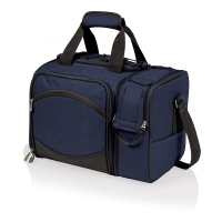 China 2 Person picnic time backpack cooler Bags 600D polyester on sale