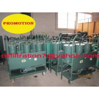 Portable Oil Purifier,small oil filter device Manufactures
