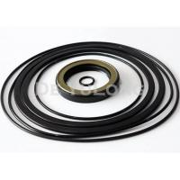 China Hydraulic Pump Swing Motor Seal Kit / Travel Motor Oring Kits For Excavator Replacement on sale
