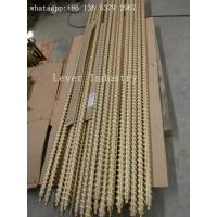 Steel Rollers with Kevlar ropes /fiber ropes Manufactures