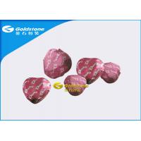 Personalised Chocolate Foil Wrappers Good Light / Moisture Resistance Manufactures