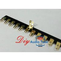 China Thickness 0.5mm Tube Amp Circuit Board PCB With Gold Plated Pins T Type Board on sale