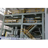 China Non Woven Fabric SMS Making Machine on sale
