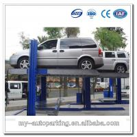 Double Decker Garage Parking System Project Parking Post Manufactures