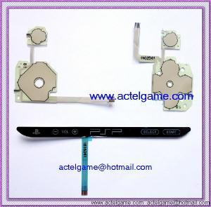 PSPE1000 D-Pad L Key Volume Cable Kit  PSPE1000 repair parts Manufactures