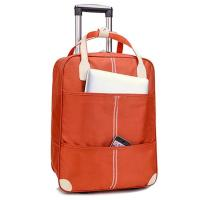 Oxford Travel Trolley Bags , Fashionable Suitcase Travel Bags For Women Manufactures