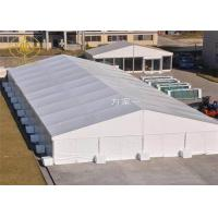 China Flexible Large Warehouse Storage Tent UV Resistant Heavy Duty ABS Walls on sale