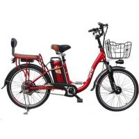 China New  design 24 inch 48v adult 2 wheeled  bike ,electric from china on sale