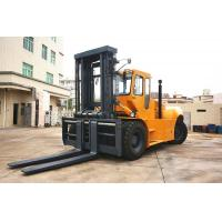 2018 hot sale 20 ton container forklift 20 ton heavy duty forklift truck with Cummins engine Manufactures
