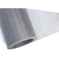 200 300 400 500 Micron Alloy Mesh , Inconel 625 Wire Mesh 0.6 To 2.5m Width Manufactures